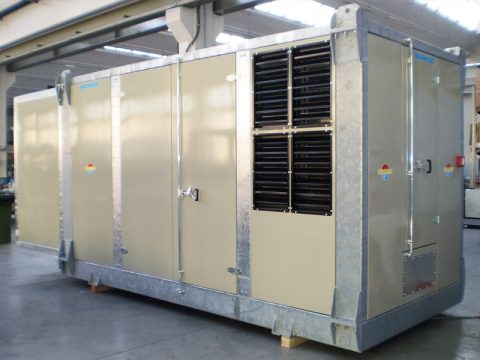 GE 800kVA insonorizado 70dB(A) – 7m